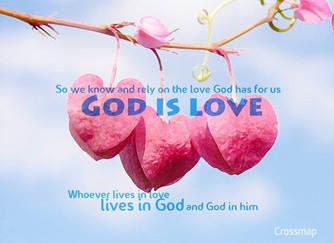 「神是愛」的靜心冥想
