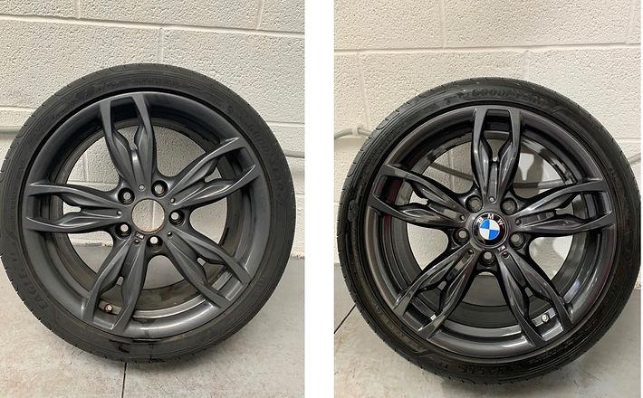 Deep Wheel Clean & Protection