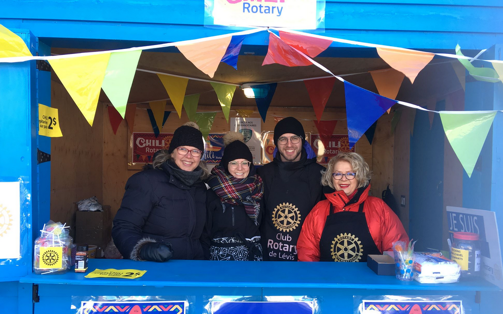 Le Village Rotary