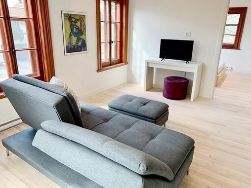 Appartements Kezako salon