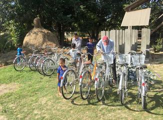 Remise de vélos