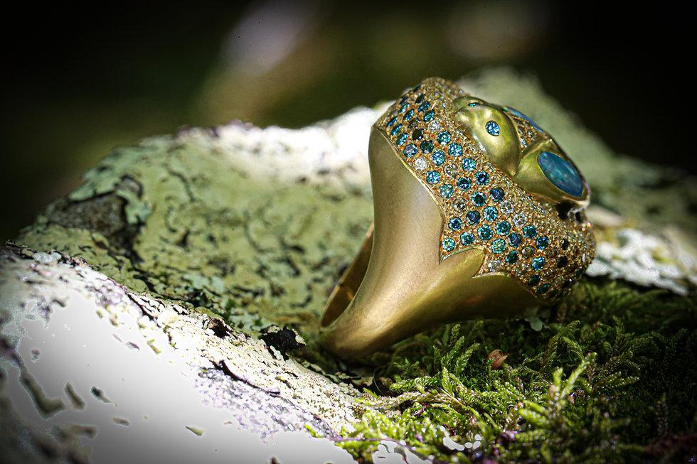 Hannah Carnegie Jewelry Shield Bug Ring.jpg