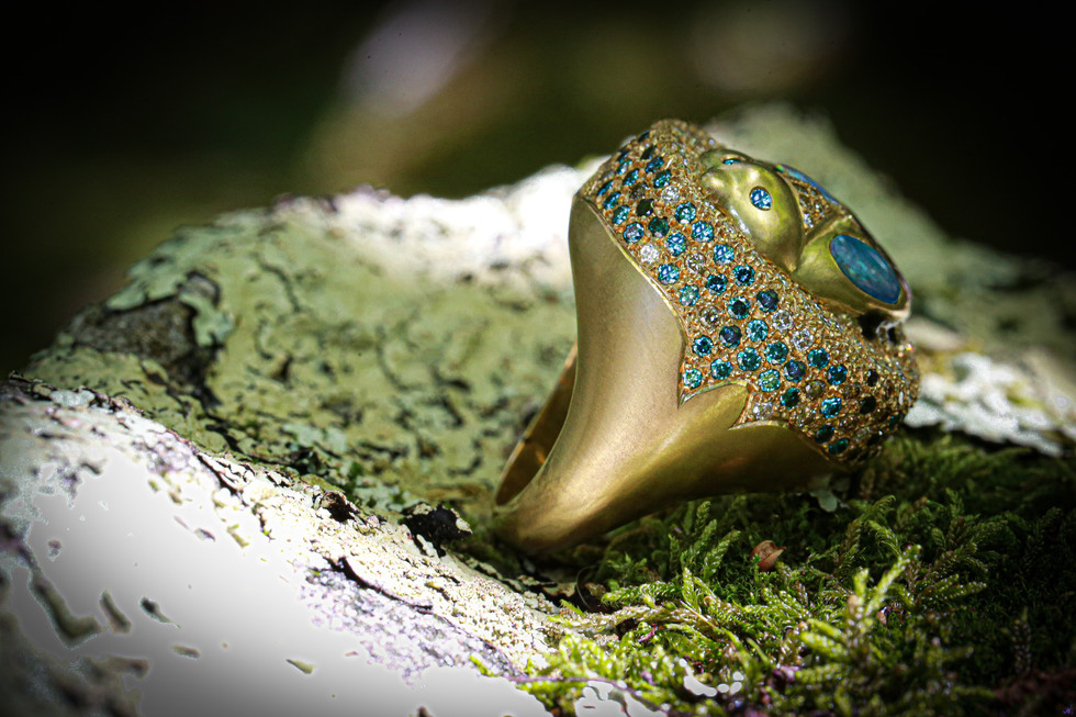 Hannah Carnegie Jewelry Shield Bug Ring.jpg
