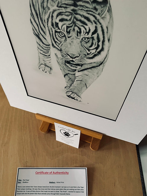 The Prowl Print