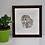 Thumbnail: Tawny Owl Original Drawing
