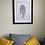 Thumbnail: Original graphite drawing The Prowl