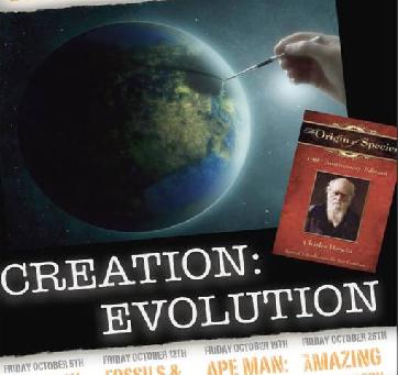 Creation:Evolution