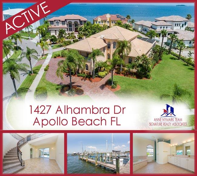 1427 Alhambra Dr Apollo Beach