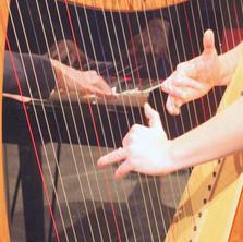 Nouvelle collaboration avec Nolwenn ARZEL, harpiste