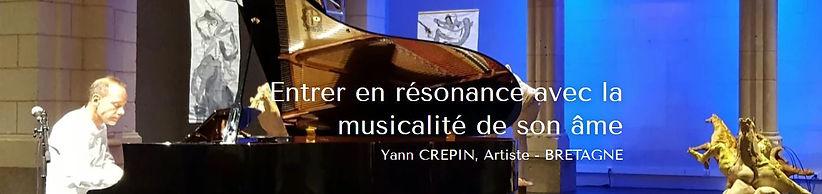 Yann CREPIN musique