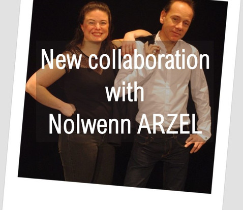 New collaboration with Nolwenn ARZEL