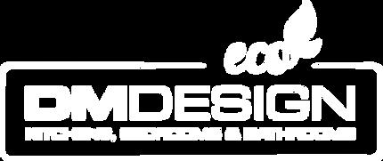 Dm Design Eco Logo - White.png