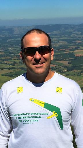 Melhor Piloto de asa delta no Rio d Janeiro