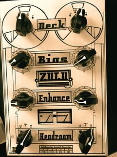 ZULU passive tape machine