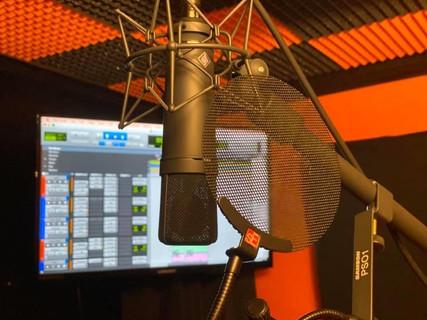 Studio B U87