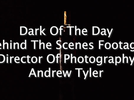 Dark Of The Day Behind The Scenes Footage.