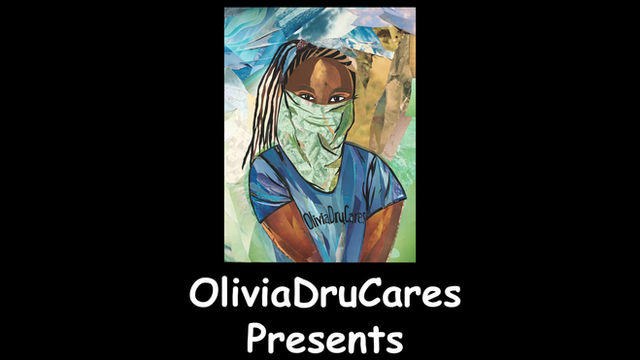 """Join my daughter Olivia Dru Tyler and """"Mask Up"""" for the next 100 days.  #100Days"""