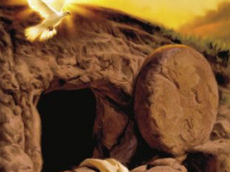 He Is Risen Indeed?