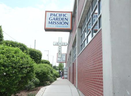 Pacific Garden Mission & OliviaDruCares