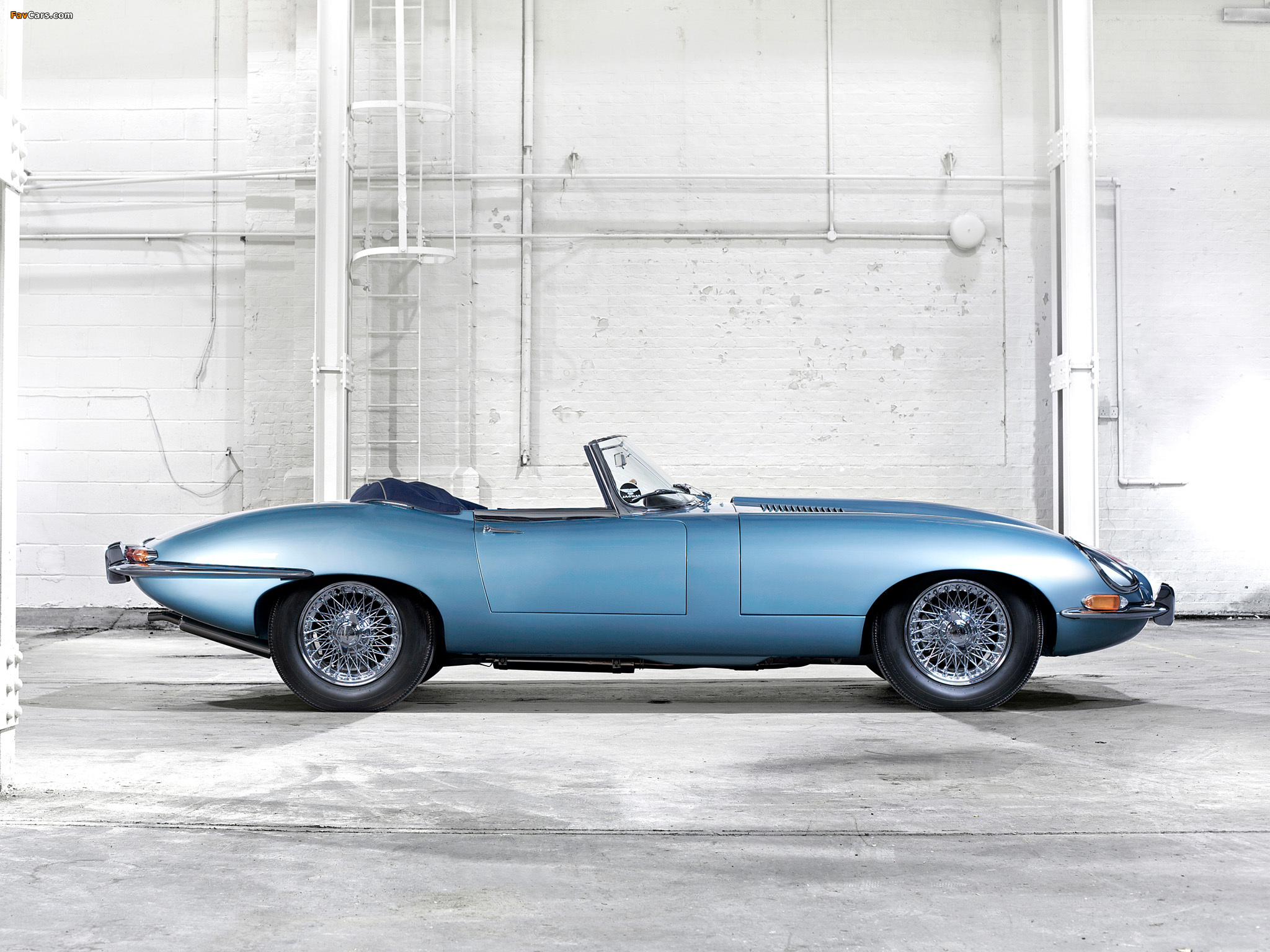 Jaguar E-Type S.1