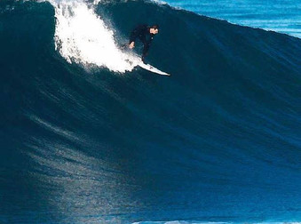 Why Surfers are Good at Start-Ups