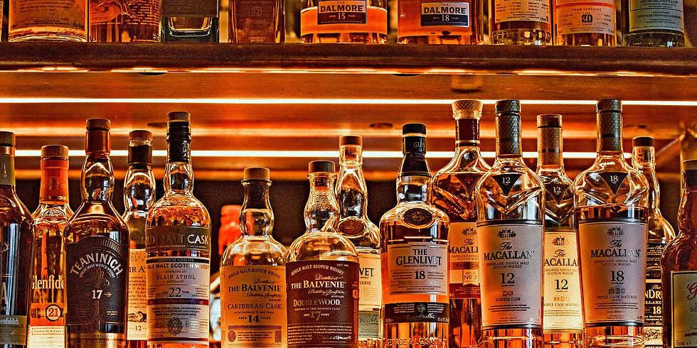 The Parliamentary Tour Whisky Tasting Event