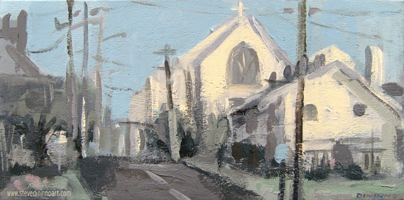 """Baptist Church"" by Steve Dininno"