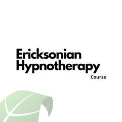 Ericksonian Hypnotherapy