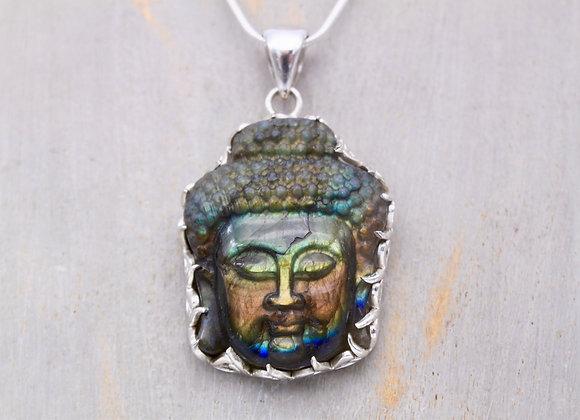 Buddha Labradorite P7