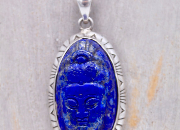 Buddha Lapis Lazuli P57