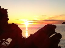 Sunrise from Wakefield Beach...