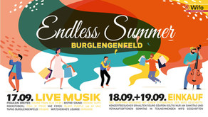 Endless Summer zum verkaufsoffenen Sonntag in Burglengenfeld