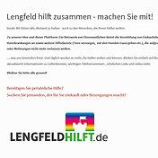 lengfeldhilft.de, Burglengenfeld hilft