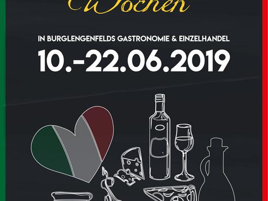 Italienische Wochen in Burglengenfeld