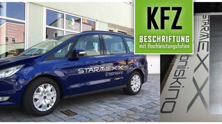 KFZ Autofolierung und Beschriftung