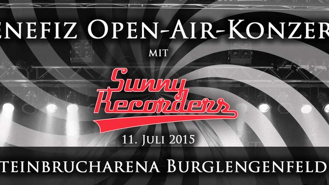 Open Air Konzert in der Steinbrucharena