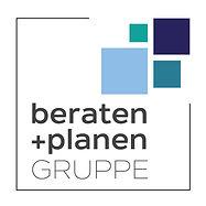 Beraten + Planen Gruppe Logodesign bei R1 Werbestudio
