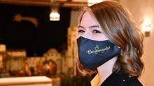 Masken für die ganze Stadt