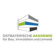 Logo Design Ostbayerische Akademie Bau