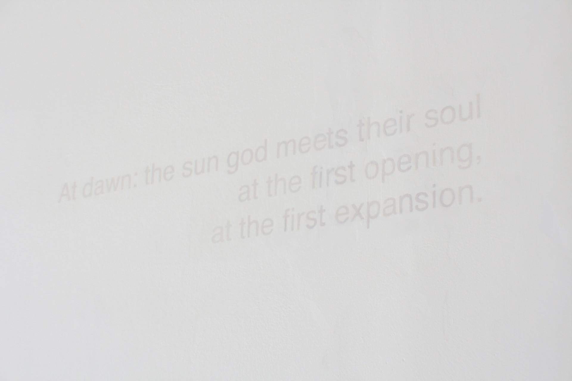 Marina Fathalla and Lamis Haggag, Dust-coloured skies, 2020.