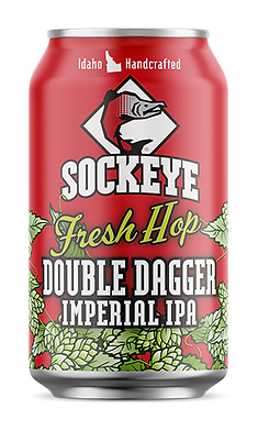 Fresh Hop Double Dagger Imperial IPA