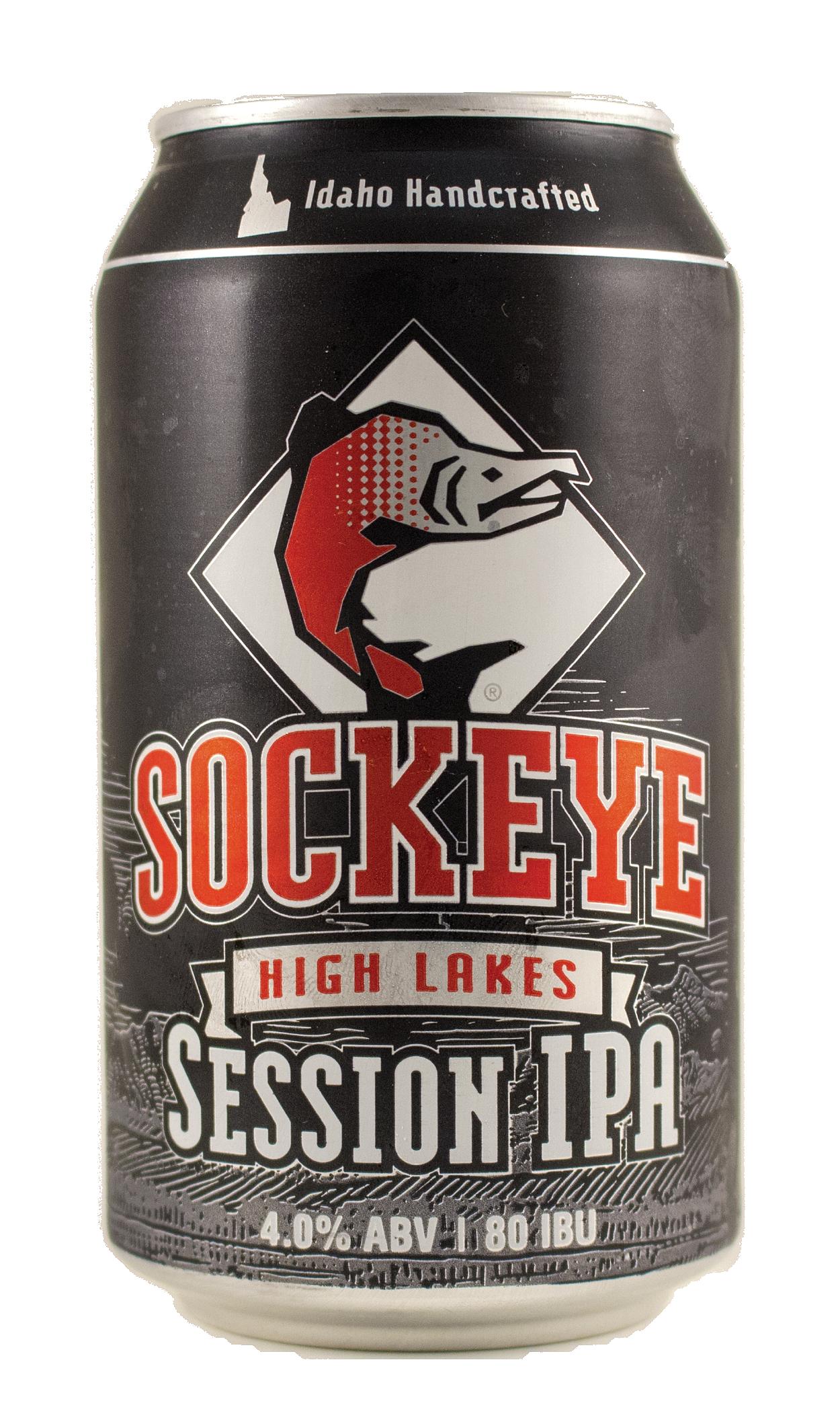 Beer Sockeye Brewing Company Idaho Craft Brewery