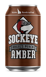 Angel's Perch Amber | Sockeye Brewing | Boise Idaho Craft Beer