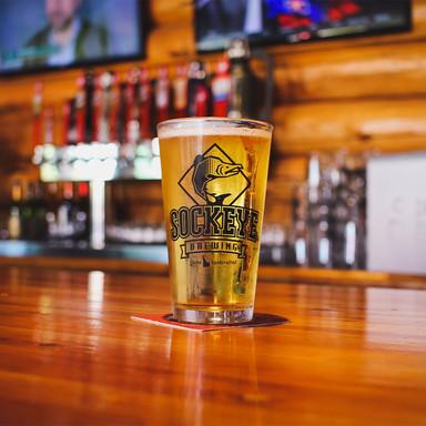 Sockeye Brewing Boise Craft Beer Pint.jp