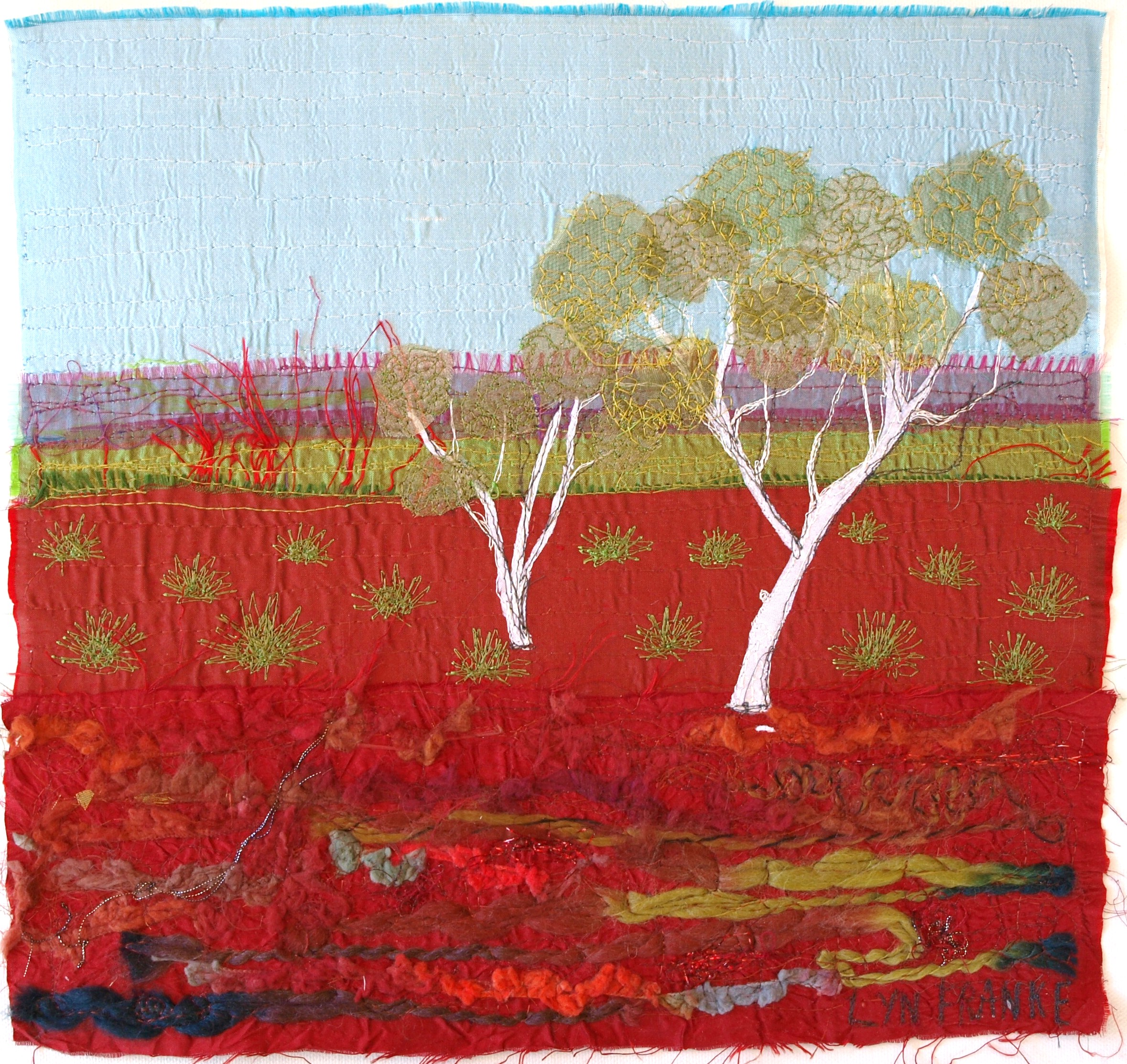 Coolibah and Red Earth 2/2