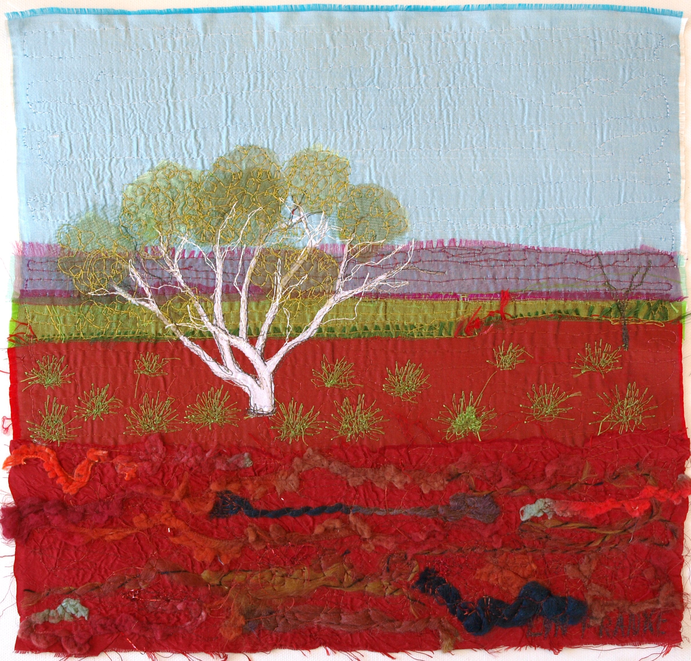 Coolibah and Red Earth 1/2