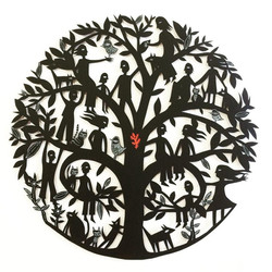 'Mandala Family Tree'