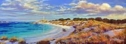 Pinky Beach Autumn