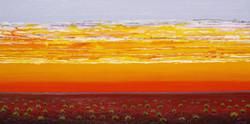 Spinfex Sundowner at Karijini