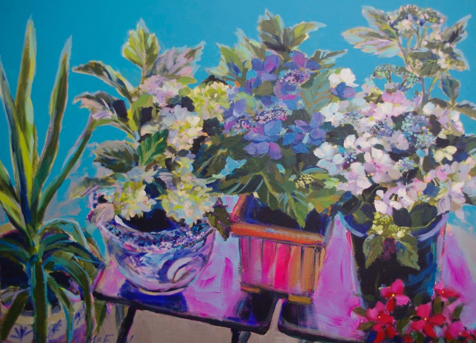 Potted Garden of Joy